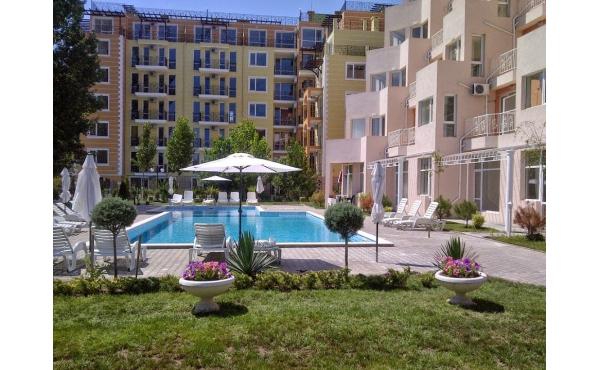 1-комнатная квартира, Солнечный берег